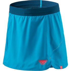 Dynafit Alpine Pro 2in1 Skirt Dame methyl blue
